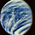 Ultraviolet Photo Taken By Mariner 10 by Nasa/science Photo Library.