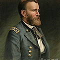 Ulysses S Grant 18th US President by Wellcome Images