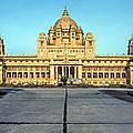 Umaid Bhawan Palace by Steve Harrington