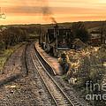 Umberleigh Station  by Rob Hawkins