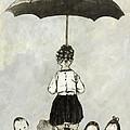Umbrella Children by Judy Tolley