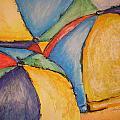 Umbrella I by Patti Gillespie