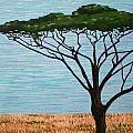 Umbrella Tree by Bridget Brummel