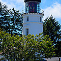 Umpqua River Lighthouse by Tikvah's Hope