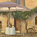Un Ombra In Cortile by Guido Borelli