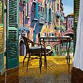 Un Soggiorno A Venezia by Guido Borelli
