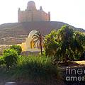 Una Moschea Nel Deserto by Adriana Otetea