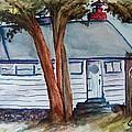 Uncle Bills Cottage by Elaine Duras