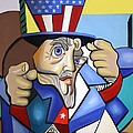 Uncle Sam 2001 by Anthony Falbo
