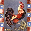 Uncle Sam The Rooster by Linda Mears