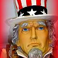 Uncle Sam Wants You by Ed Weidman
