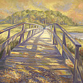 Uncle Tim's Bridge by Lucie Bilodeau