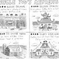 Uncle Tod's Reviews by Roz Chast