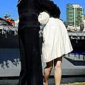Unconditional Surrender Kiss by Caroline Stella