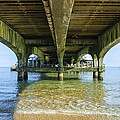 Under A Pier by Svetlana Sewell