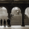Under Bethesda Terrace by RicardMN Photography