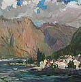 Under Heaven Of Montenegro by Juliya Zhukova