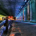 Under Lasalle St. Station by Steven K Sembach