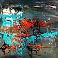 Under Sea Ladders 3 by Cj Carroll
