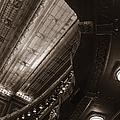 Under The Balcony by Margie Hurwich