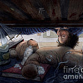 Under The Bed by Isabella Kung