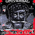 Under The Black Flag Poster 1916 Color Added 2013 by David Lee Guss