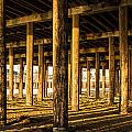 Under The Boardwalk by Classic Visions
