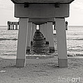 Under The Boardwalk by Edward Fielding