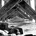 Under The Boardwalk by Greg Fortier