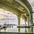 Under The Bridge by Jane Luxton