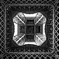 Under The Eiffel by Aaron Aldrich