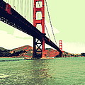 Under The Golden Gate by Michelle Calkins