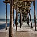 Under The Pier by Erika Fawcett