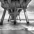 Under The Pier by Frank Molina