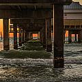 Under The Pier by Jane Luxton