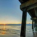 Under The Pier by Michael Thomas