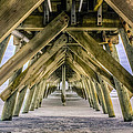 Under The Pier by Rob Sellers