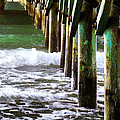 Under The Pier by Roger Wedegis