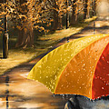 Under The Rain by Veronica Minozzi