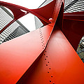 Under The Red Flamingo by Anthony Doudt