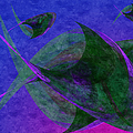 Under The Sea Painterly by Andee Design