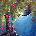 Under The Tree Of New Beginnings By Shawna Erback by Erback Art