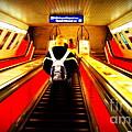 Underground by Pablo Sturm