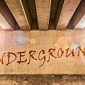 Underground by Semmick Photo