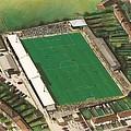 Underhill Stadium - Barnet by Kevin Fletcher