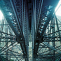 Underside Of A Bridge, Hudson Valley by Panoramic Images