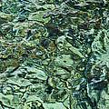 Underwater Rocks - Adriatic Sea by Stuart Litoff
