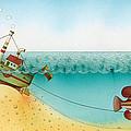 Underwater Story 02 by Kestutis Kasparavicius