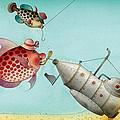 Underwater Story 04 by Kestutis Kasparavicius