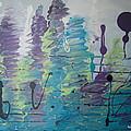Underwater Symphony by Carol Lindquist